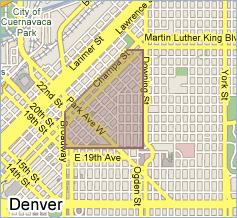 Five Points Denver Homes For Sale
