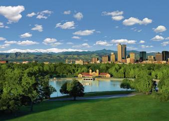 Top parks in Denver