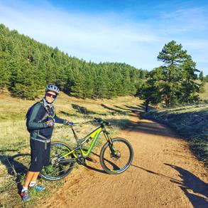 Denver's Top Mountain Biking