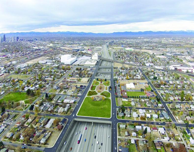 Proposed Neighborhood Redesign