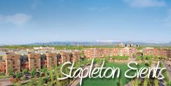 What's happeing in Stapleton