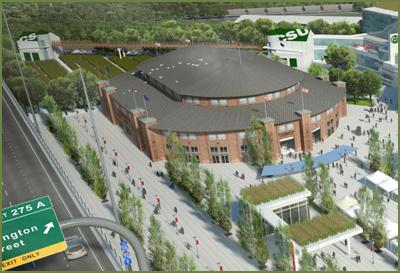 National Wester Center Arena