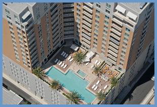 Downtown Sarasota Condominiums on the Bay