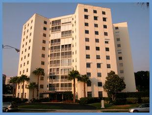Downtown Sarasota Highrise, Regency House