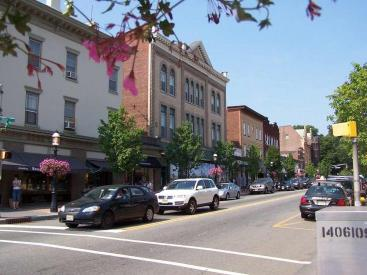 Shopping in Madison NJ Downtown