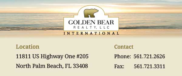 Contact Jupiter FL Homes