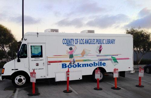 Manhattan Beach Mobile Library