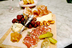 Barsha - Cheese Platter