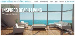 Manhattan Beach Homes Homepage