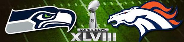 Super Bowl Sunday Logo
