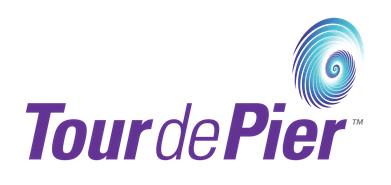 Tour de Pier Logo