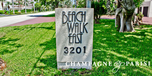 Beach Walk East, Highland Beach