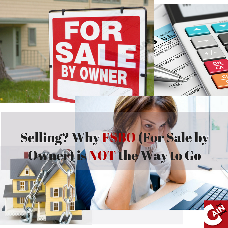 Why You Should Not Sell Your Home by Yourself FSBO
