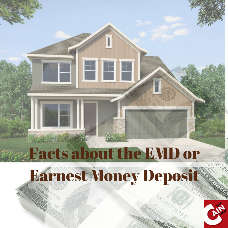 Facts about the EMD or Earnest Money Deposit