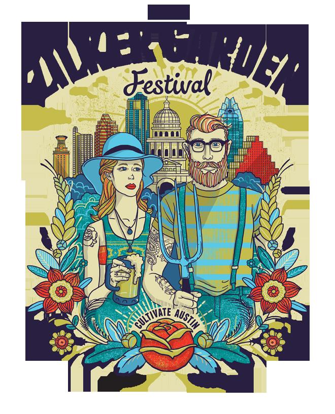 2017 Zilker Garden Festival March 25 and 26 2017
