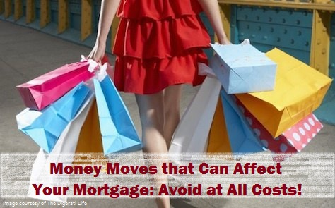 Money Moves to Avoid Before Closing