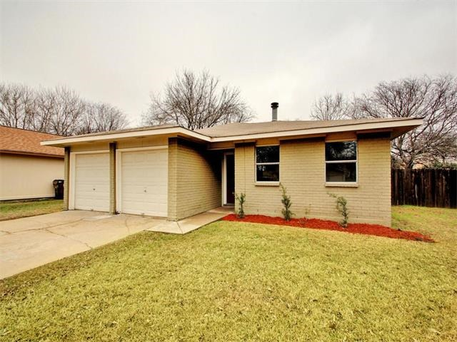 Round Rock Home for Sale Mesa Park Dr