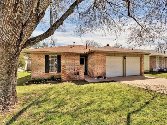 Round Rock Home for Sale 817 Cactus Dr