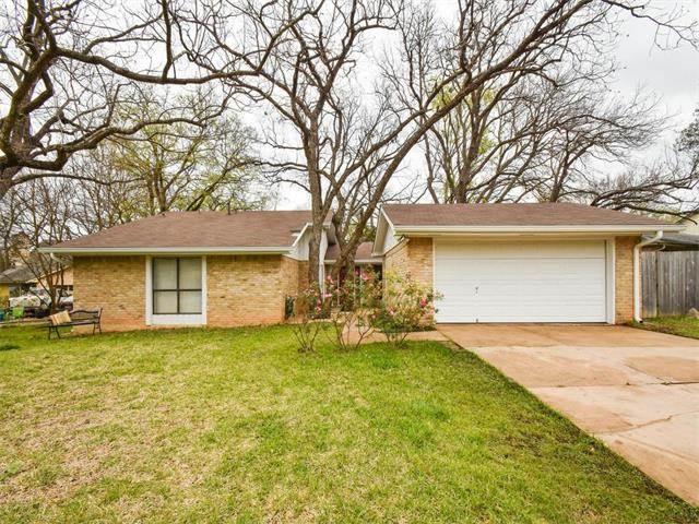 South Austin Home for Sale 8205 Alabama Dr