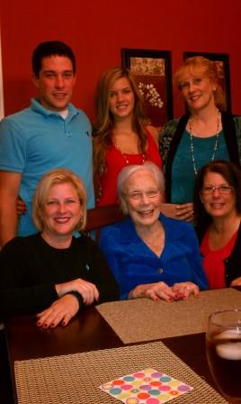 Mother's 97th Birthday