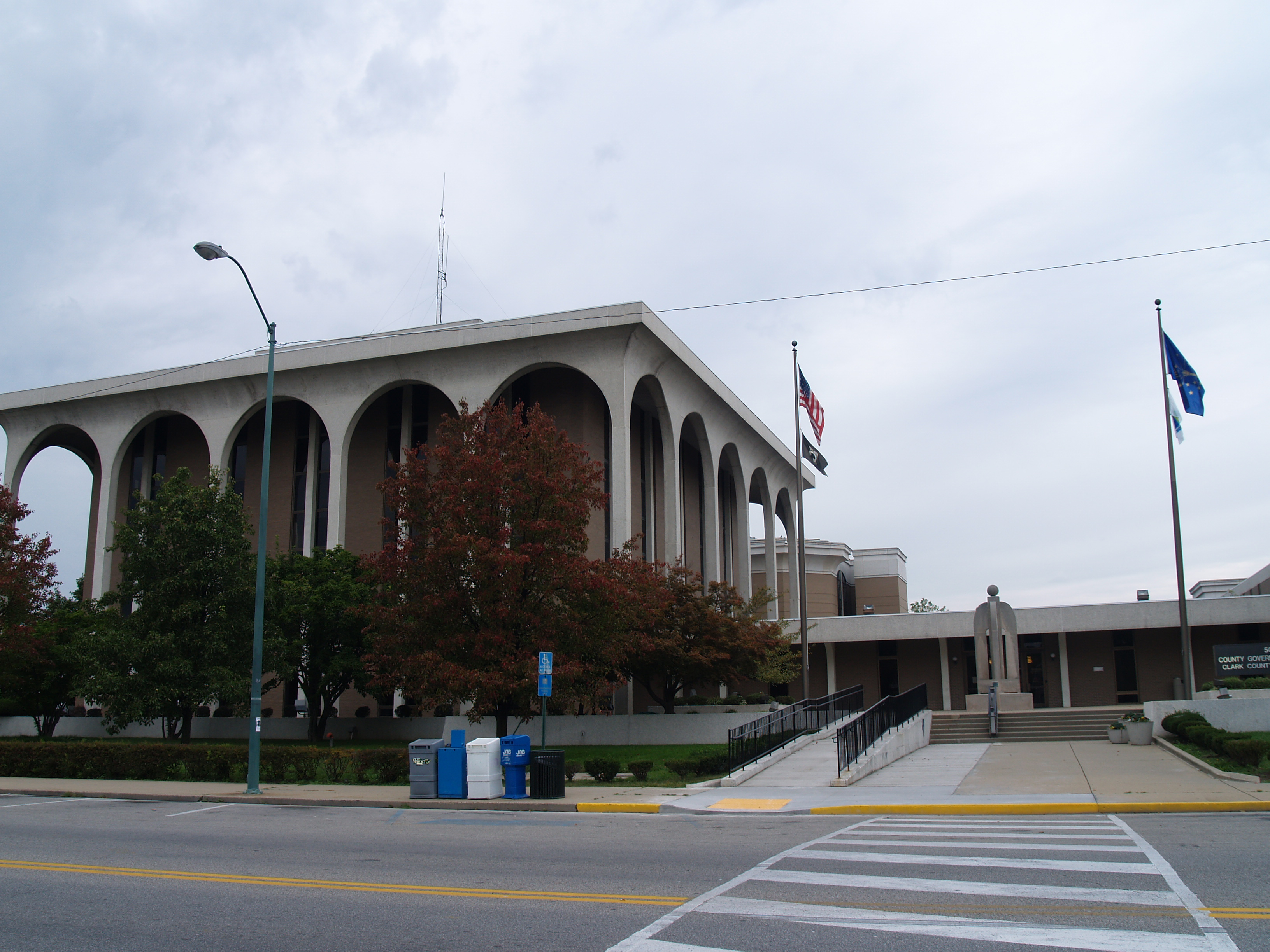 Clark County Government Building