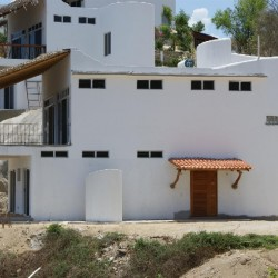 Salchi Bay Mexico 2 Bedroom Hillside Vacation Home