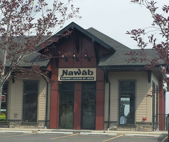 Nawab Restaurant Seen From Outdoors
