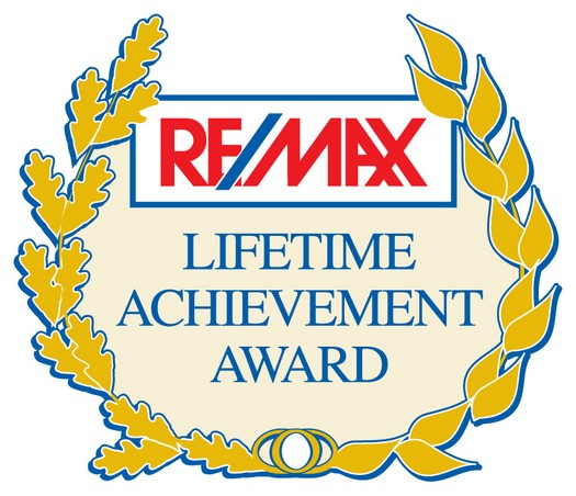 RE/MAX Lifetime Achievement Award won by Crystal Tost