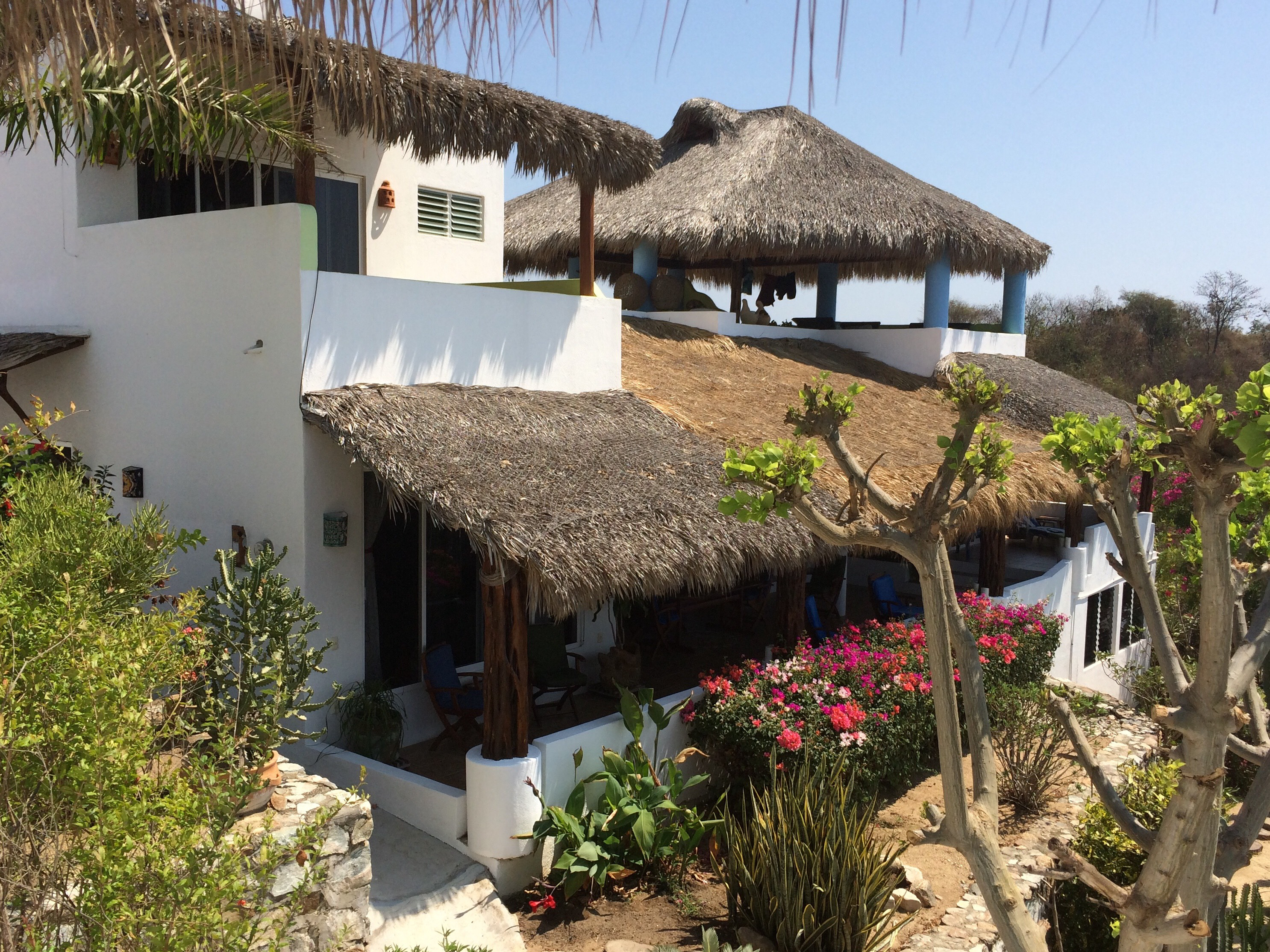 Salchi Bay Huatulco Vacation Home for Sale