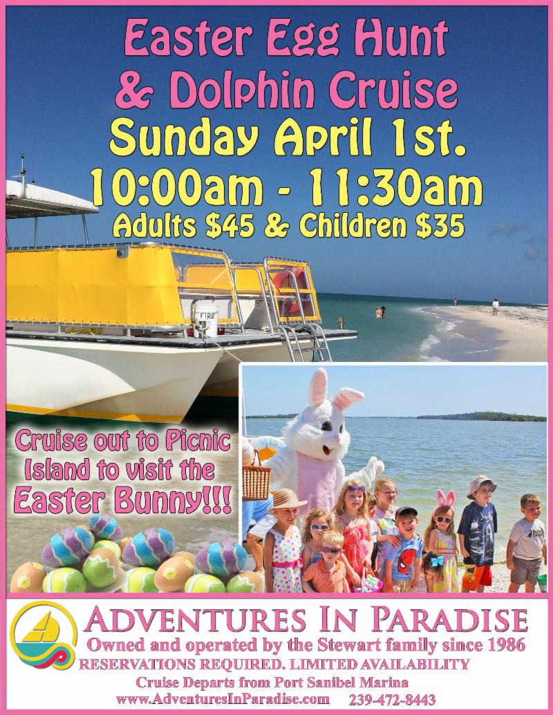 Adventures in Paradise Easter
