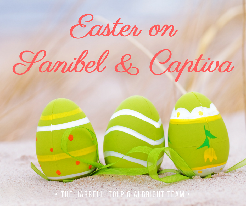 Easter on Sanibel & Captiva
