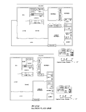 Gulfside Place Floor Plans