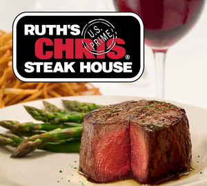 Ruth's Chris Steakhouse: A Classy Steak Dinner