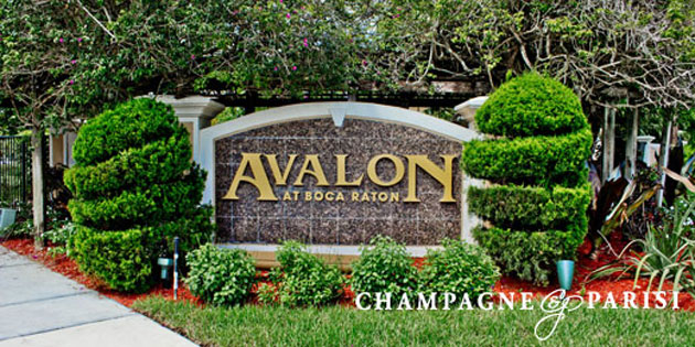 Avalon at Boca Raton