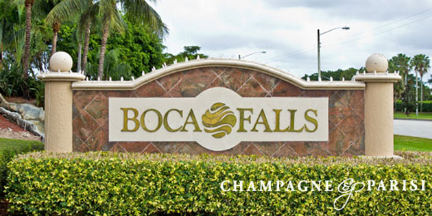 boca falls luxury homes