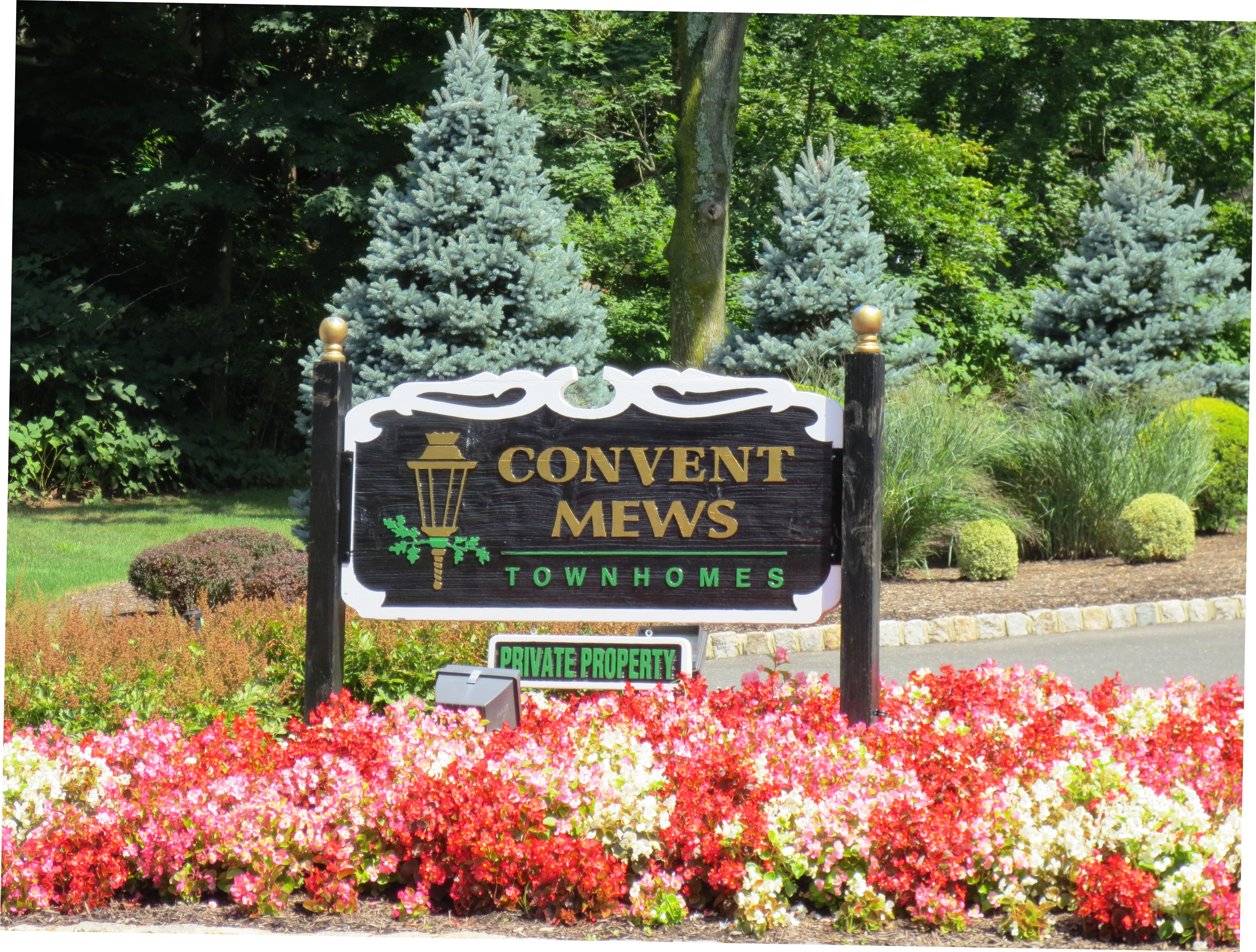 Convent Mews Townhomes in Morristown, NJ 07960