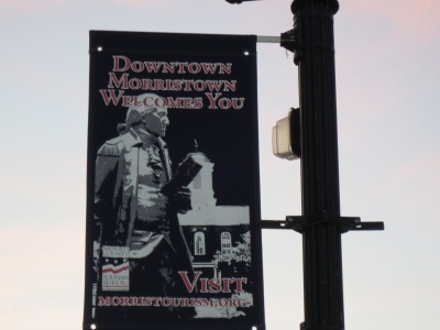 Downtown Morristown