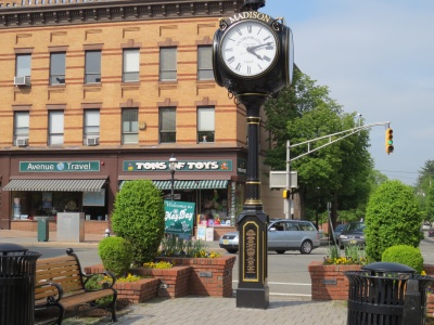 Waverly Place in Madison New Jersey