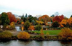 Alton Baker Park in Eugene OR - Photo By Don Hankins