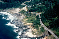 Cape Perpetua Lane County