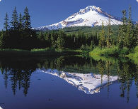 Mt. Hood and the Gorge in Oregon