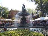 St James Art Fountain