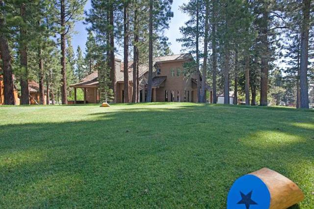 101 Northstar Circle Luxury Home on Sierra Star Golf Course