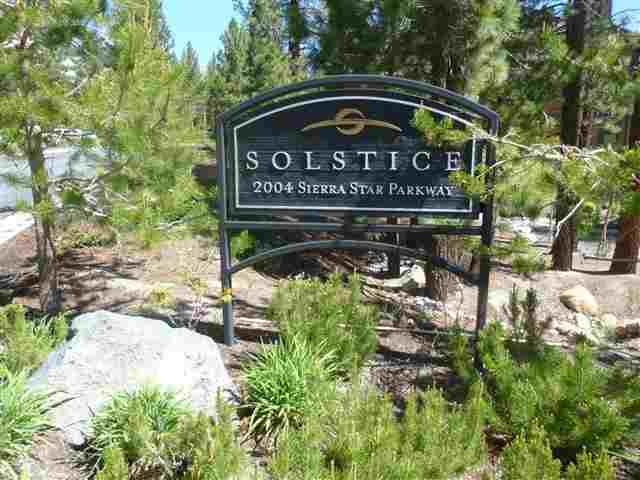 Solstice Condos Sign