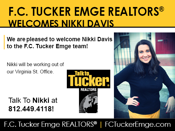 Welcome Nikki Davis to F.C. Tucker Emge REALTORS®!