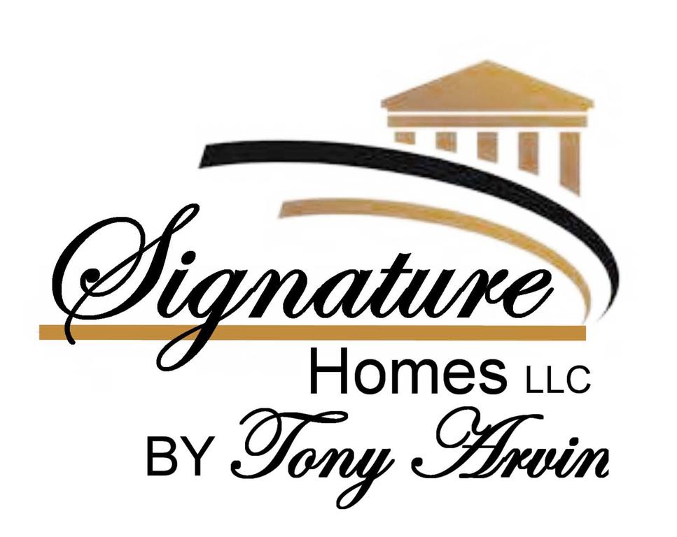 Signature Homes by Tony Arvin