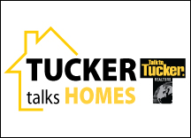Tucker Talks Homes - October 31 - November 1, 2015