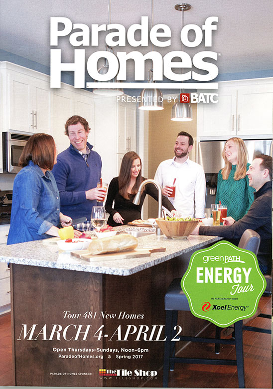 Parade of Homes Spring 2017
