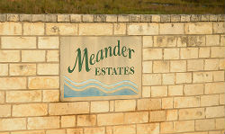 Meander Estates Granbury TX