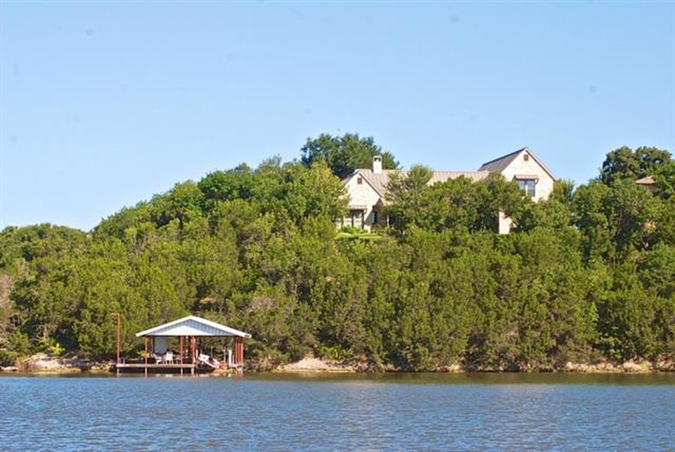 Waterfront Home on Lake Granbury